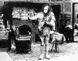The Monster from 1910's Frankenstein