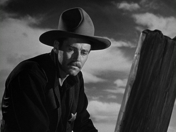 "Henry Fonda as Wyatt Earp in ""My Darling Clementine"""