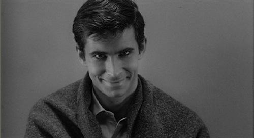 """Norman Bates = """"Psycho"""""""