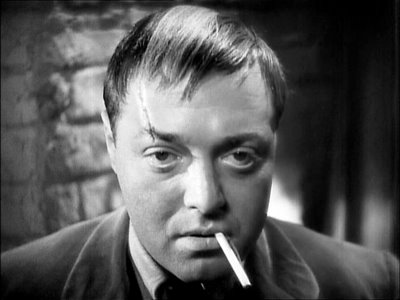 "Peter Lorre as the classic bad guy in Alfred Hitchcock's ""The Man Who Knew Too Much"""