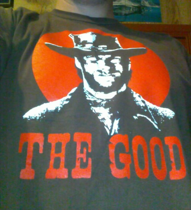 My Clint Eastwood graphic tee