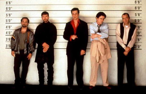 Round up the usual suspects, just keep your eye on Keyser Soze.