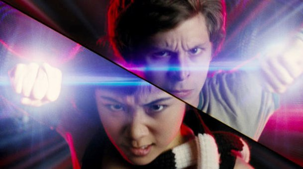 The ultimate tag-team! Scott and Knives! Wooo!!