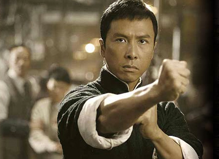 Don't f**k with Donnie Yen. Ever.