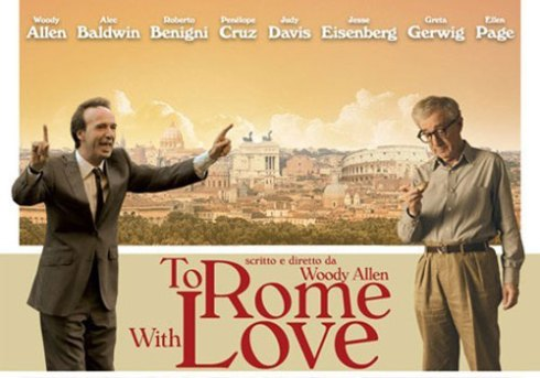 38 Things I Thought While Watching 'To Rome With Love'