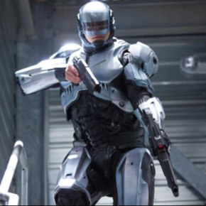 Five New Pix and First Trailer Show Off New-Look 'RoboCop'