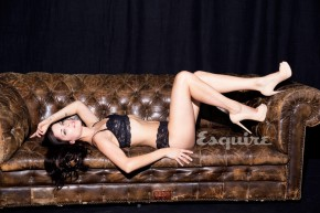 'Thor' Star Jaimie Alexander Poses for Esquire