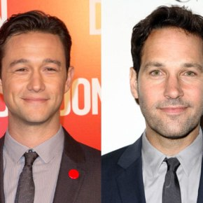 Joseph Gordon-Levitt, Paul Rudd Emerge as Front-Runners for 'Ant-Man'
