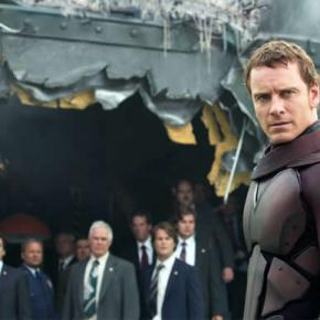 Here's a Triple Dose of Michael Fassbender as Magneto in New 'Days of Future Past' Pics