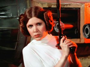 Evening Roundup: Carrie Fisher Confirms 'Star Wars' Rumors, New 'Ant-Man' ReleaseDate