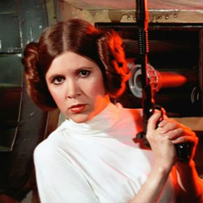 Evening Roundup: Carrie Fisher Confirms 'Star Wars' Rumors, New 'Ant-Man' Release Date