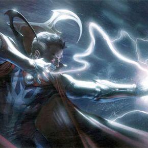 Marvel Meets With Four Filmmakers for 'DoctorStrange'