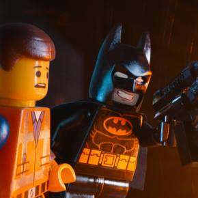Batman and Others Goof It Up in 'The LEGO Movie' Blooper Reel