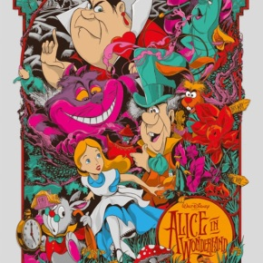 Disney Teams with Mondo for Cool SXSW Limited Edition Posters
