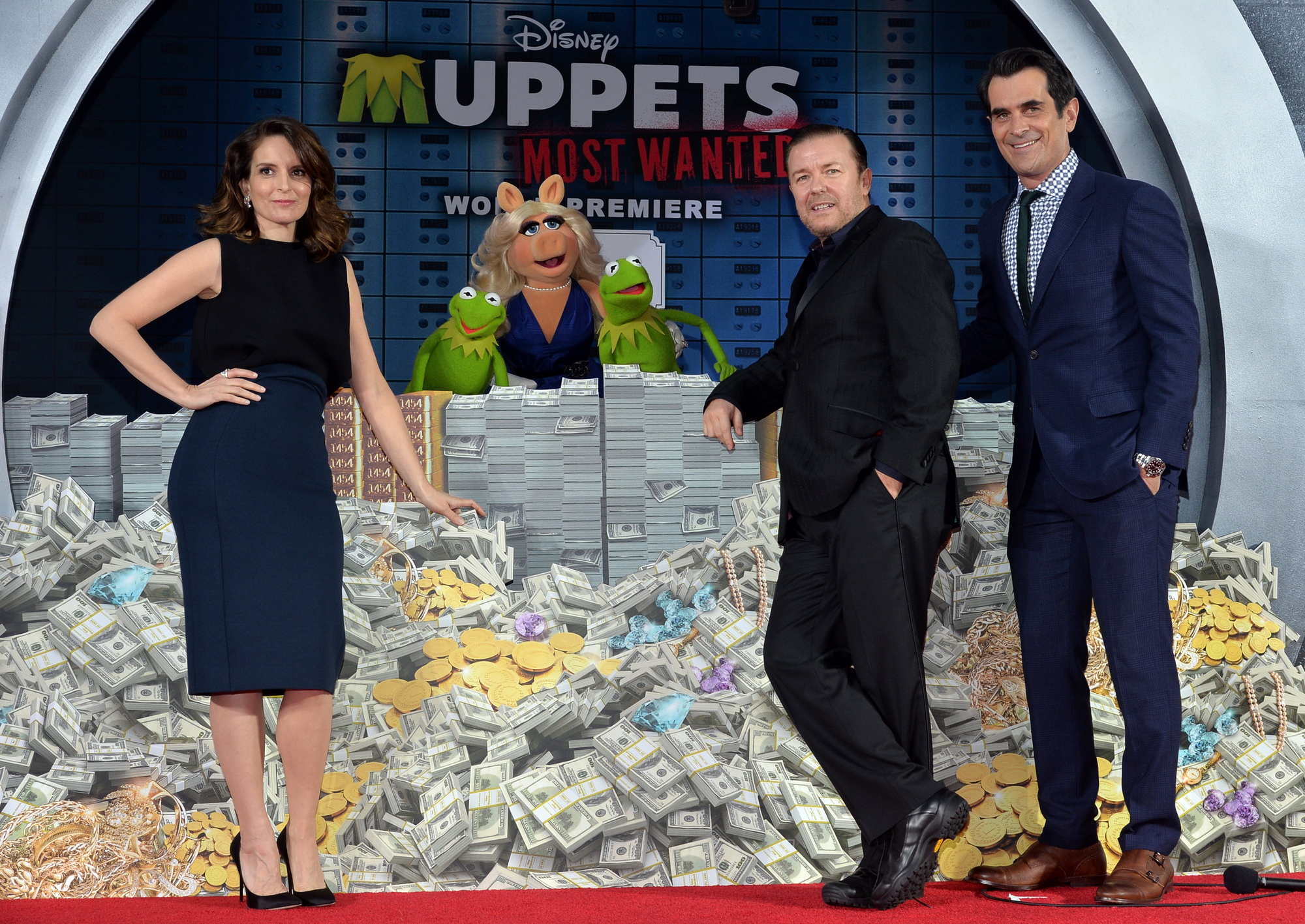 Opening Today: Disney's Muppets Most Wanted - Socamom