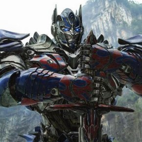 Mark Wahlberg, New Optimus and a Dinobot in 'Transformers 4' Trailer