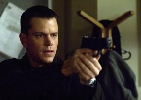 Matt Damon Returns to Play JasonBourne