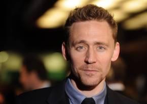 Tom Hiddleston Goes to 'SkullIsland'