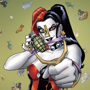 DC Comics Goes Crazy For Harley Quinn to Close Out 2014