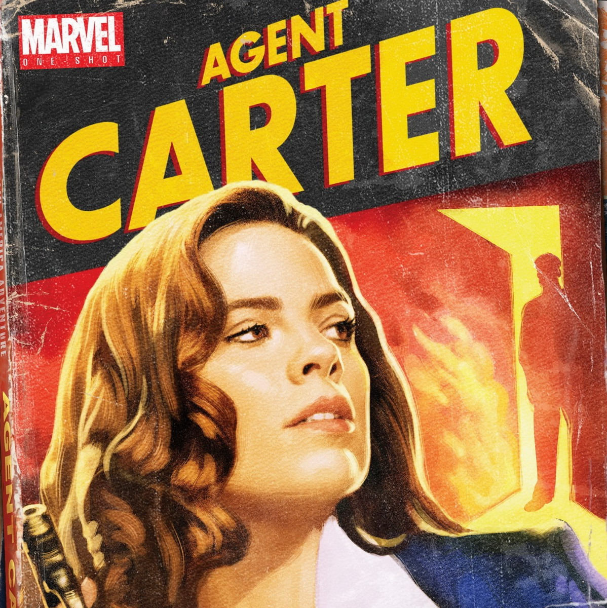 NYCC Recap - Day Two: 'Agent Carter,' New 'GOTG' Series, 'Case Closed' Streaming & More