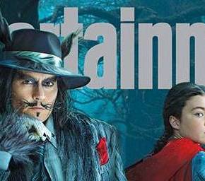 First Look: Johnny Depp in Disney's 'Into the Woods'