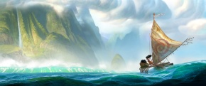 Walt Disney Animation Studios Announces 2016 Release, 'Moana'