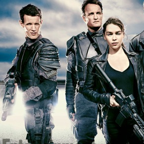 First Look: 'Terminator Genisys' Introduces New SarahConnor