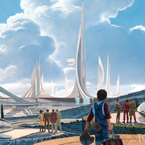 Lindelof and Bird Reveal Plot Details, First Look at Disney's 'Tomorrowland'
