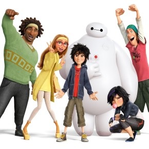 Box Office: 'Big Hero 6′ Edges Out 'Interstellar'