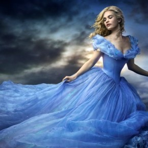 Disney Reveals First Look at 'Cinderella'