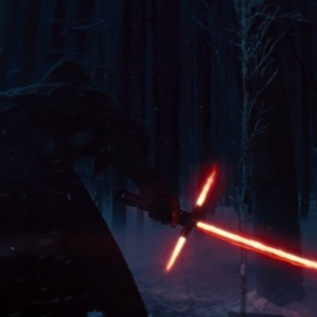 The Force Awakens in 'Star Wars: Episode VII' Teaser Trailer