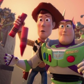 Disney Releases Sneak Peek at 'Toy Story' Holiday Special