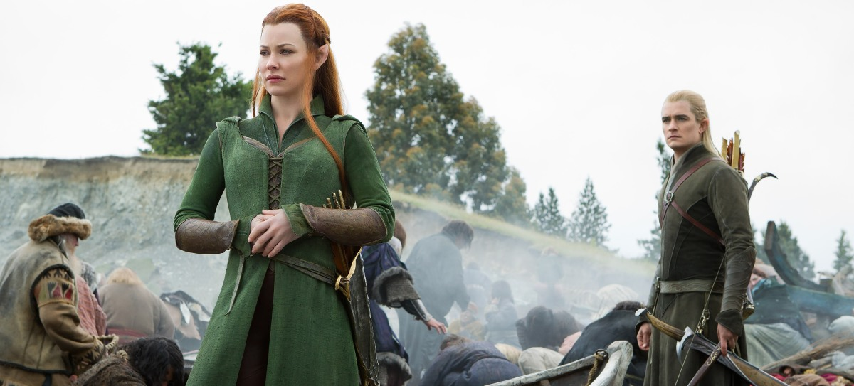 Gandalf, Bilbo, Tauriel and More in 16 New 'Hobbit' Pics