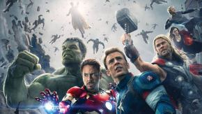 Captain American Takes Center in Latest 'Avengers' Poster