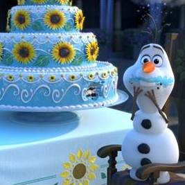 "Disney Releases New Pics for ""Frozen Fever"" Short"