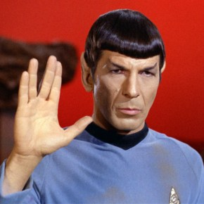 'Star Trek' Icon Leonard Nimoy Dies