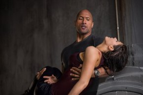 The Rock Says 'San Andreas' Is 'Like A Spielberg Movie'