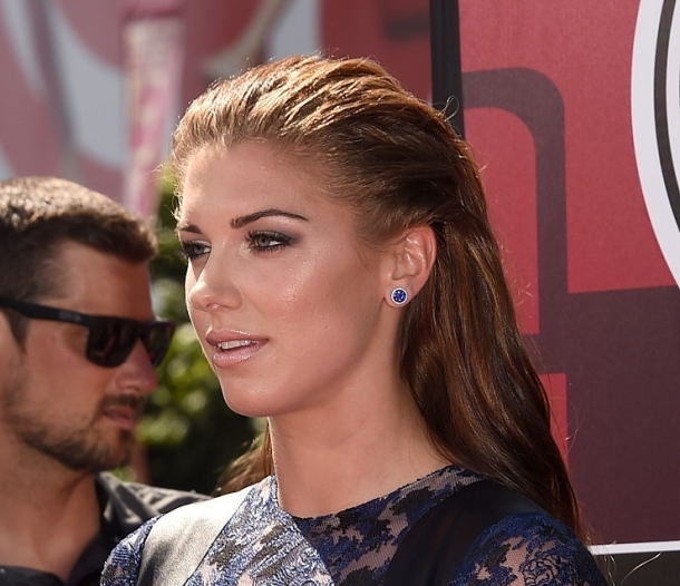 attends The 2015 ESPYS at Microsoft Theater on July 15, 2015 in Los Angeles, California.