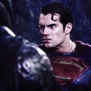Batman Stares, Superman Glares In New 'Batman vs. Superman'Pics