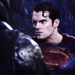Batman Stares, Superman Glares In New 'Batman vs. Superman' Pics