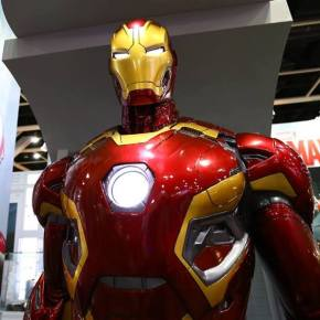 Hot Toys Showcases Tons of New Marvel Collectibles at Ani-Com and Games Convention