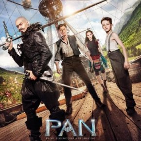 Hugh Jackman Swashbuckles In Comic-Con Trailer for 'Pan'