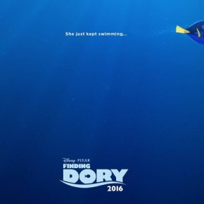 Teaser Trailer for Disney's 'Finding Dory' Swim, Swim, Swims Online