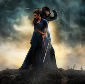 See the Bloody Lovely New 'Pride and Prejudice and Zombies' Poster