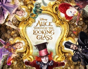 New 'Alice Through The Looking Glass' Trailer Features Song byPink