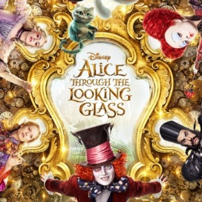 New 'Alice Through The Looking Glass' Trailer Features Song by Pink