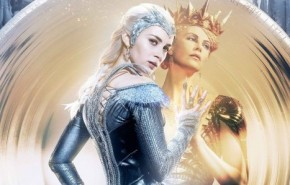 New 'The Huntsman' Trailer Features Sibling Showdown