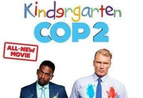 Dolph Lundgren is the New 'Kindergarten Cop'