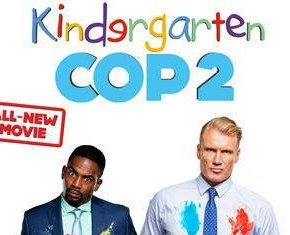 Dolph Lundgren is the New 'Kindergarten Cop'