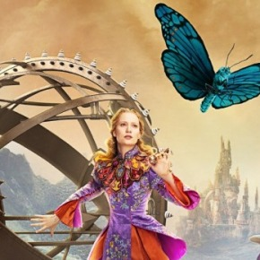 Alice Takes a Crazy Trip in New 'Through The Looking Glass' Trailer